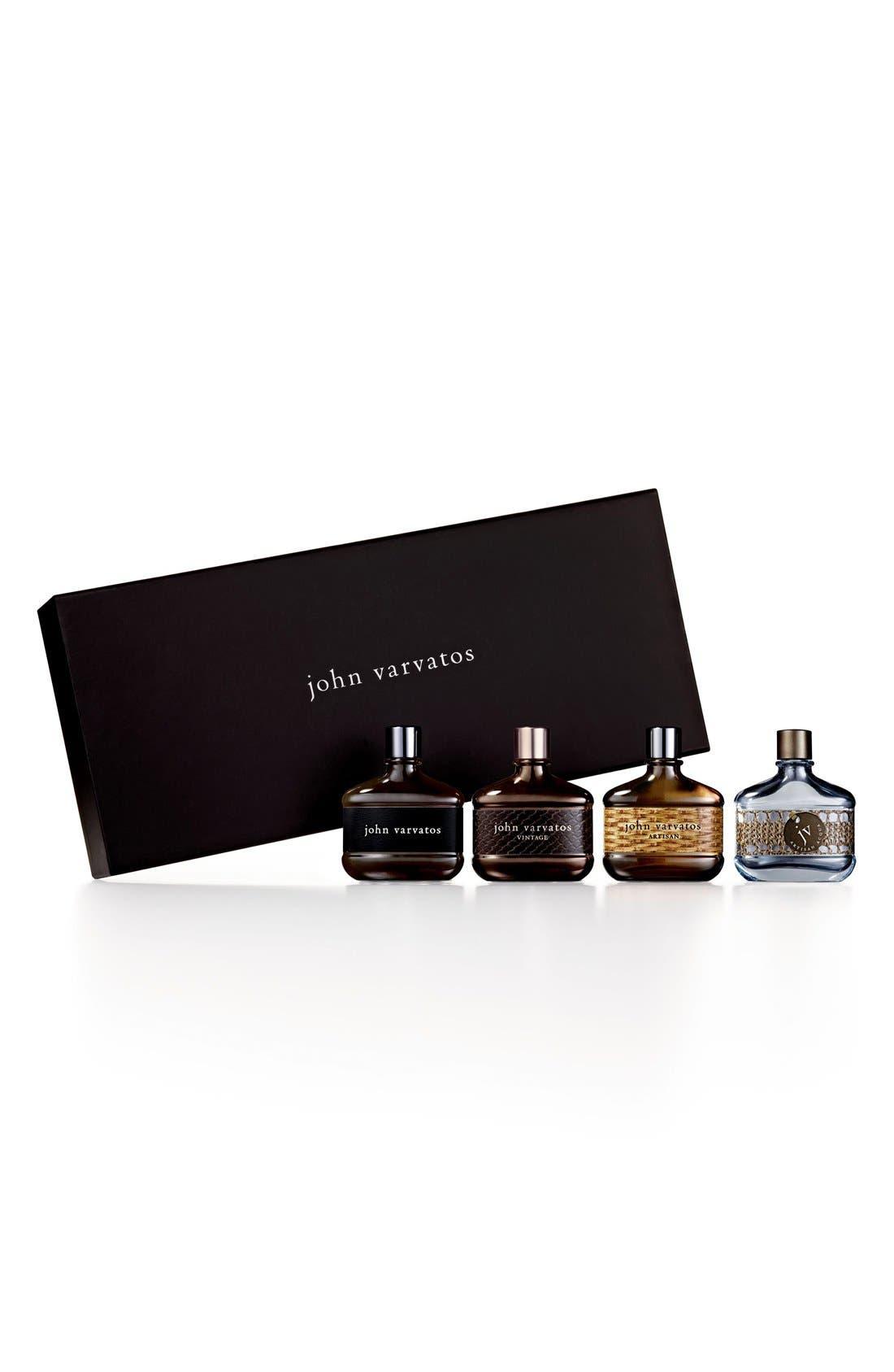 John Varavatos Fragrance Coffret