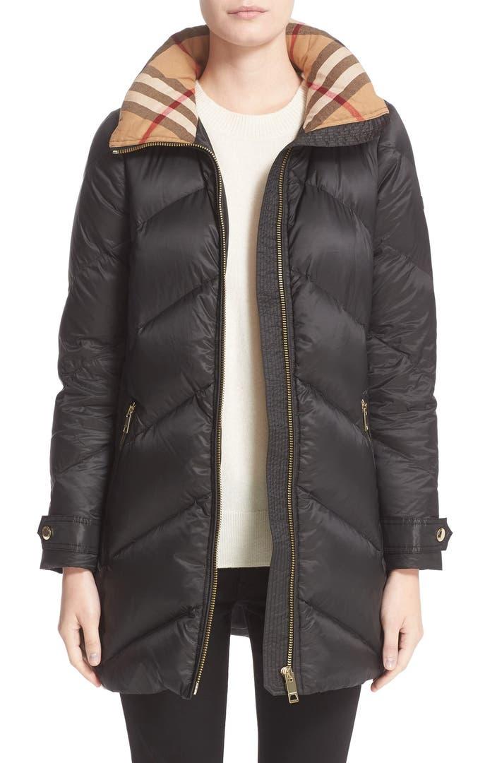 Burberry women coat sale