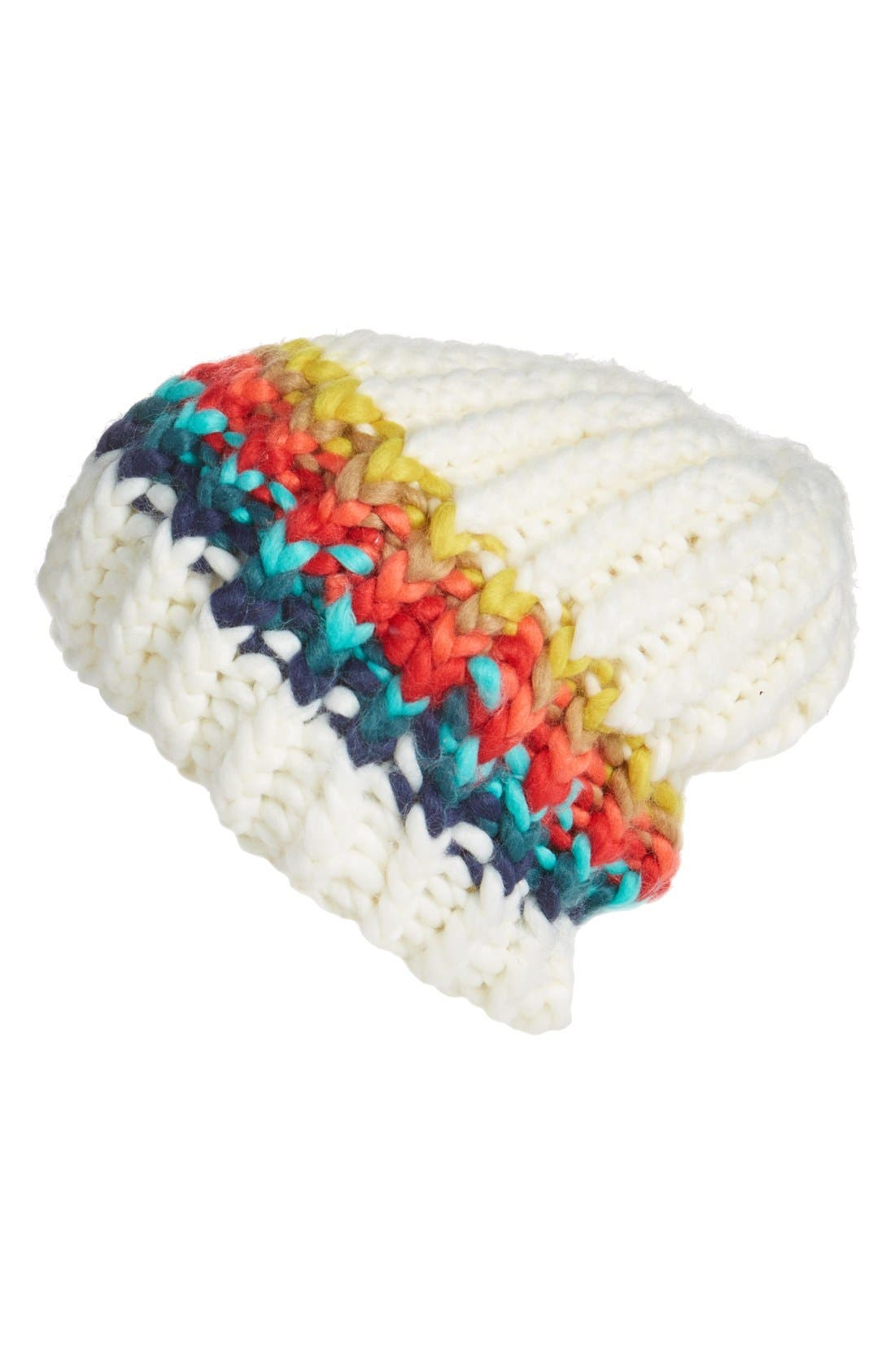 Alternate Image 1 Selected - Free People Over the Rainbow Beanie