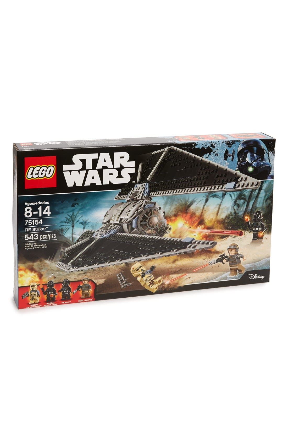 LEGO® Star Wars™ TIE Striker™ - 75154