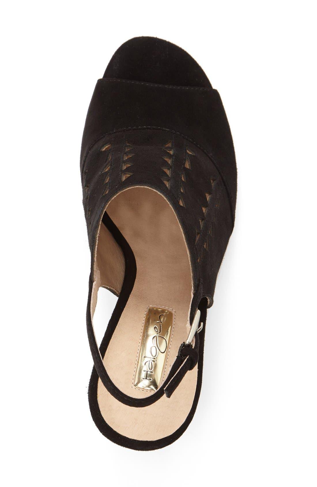 Alternate Image 3  - Halogen® Zoey Slingback Sandal (Women)