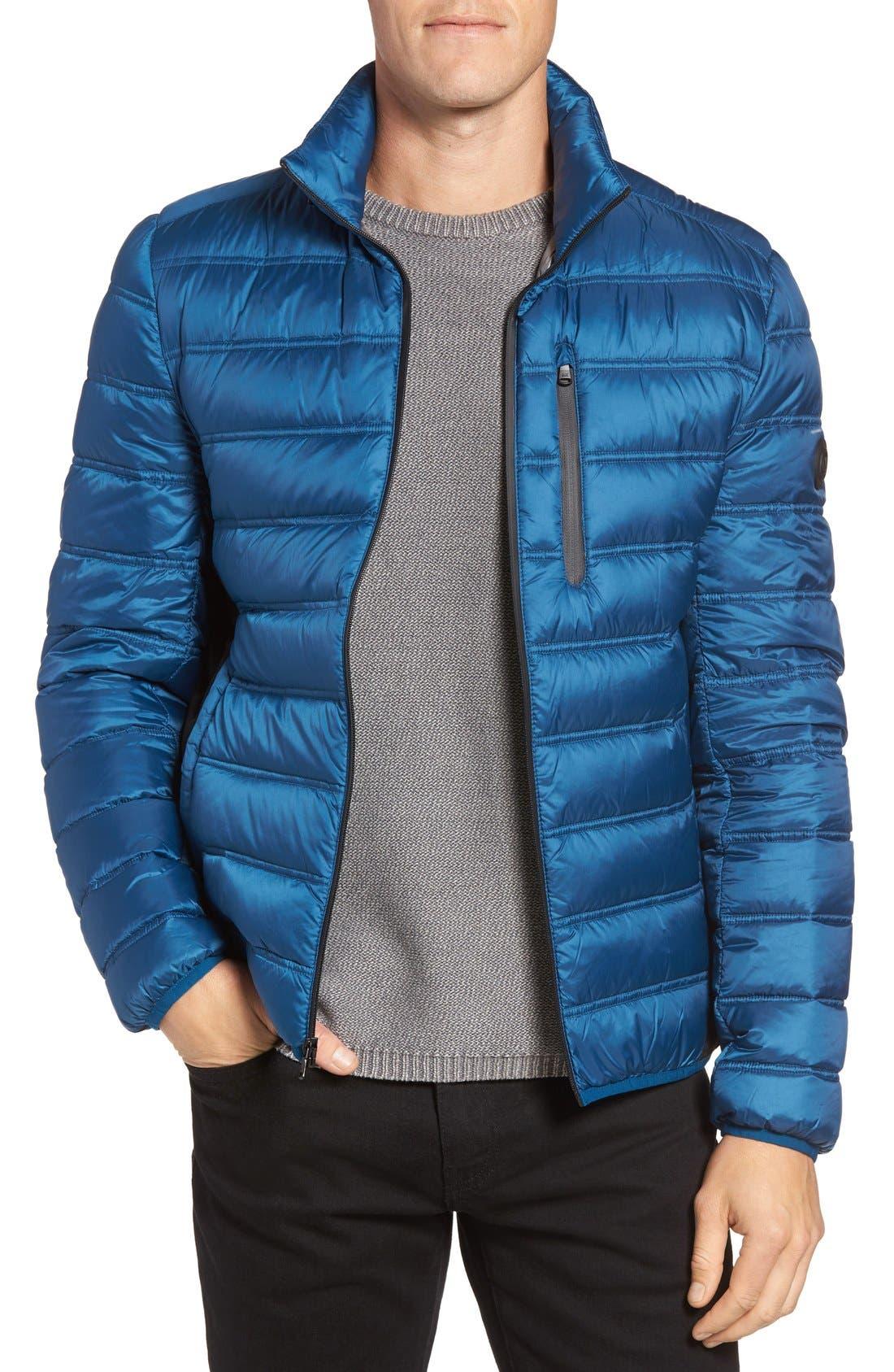 MICHAEL KORS Nylon Down Fill Jacket