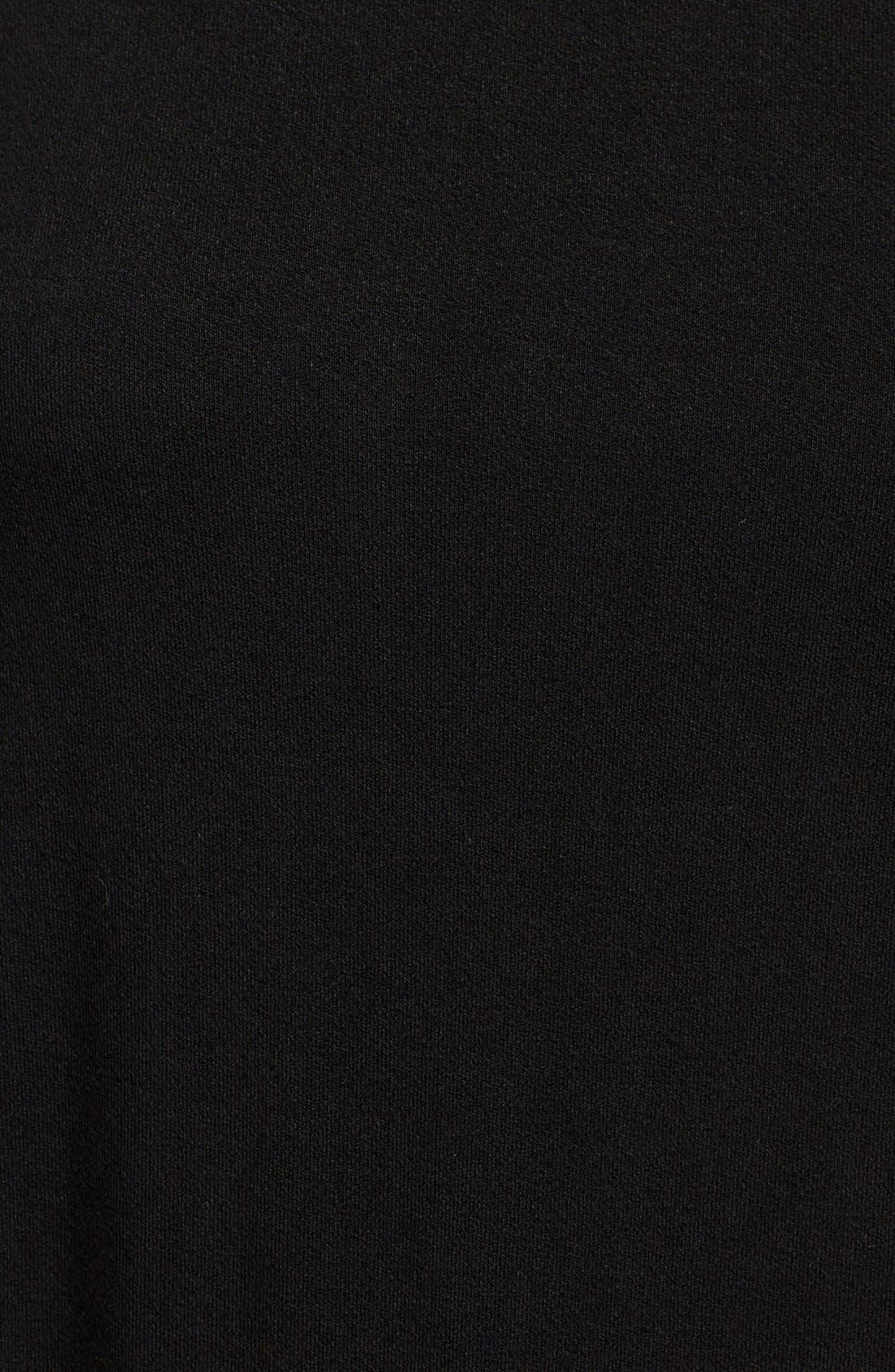 Alternate Image 5  - Halogen® Knit Cold Shoulder Tee (Regular & Petite)