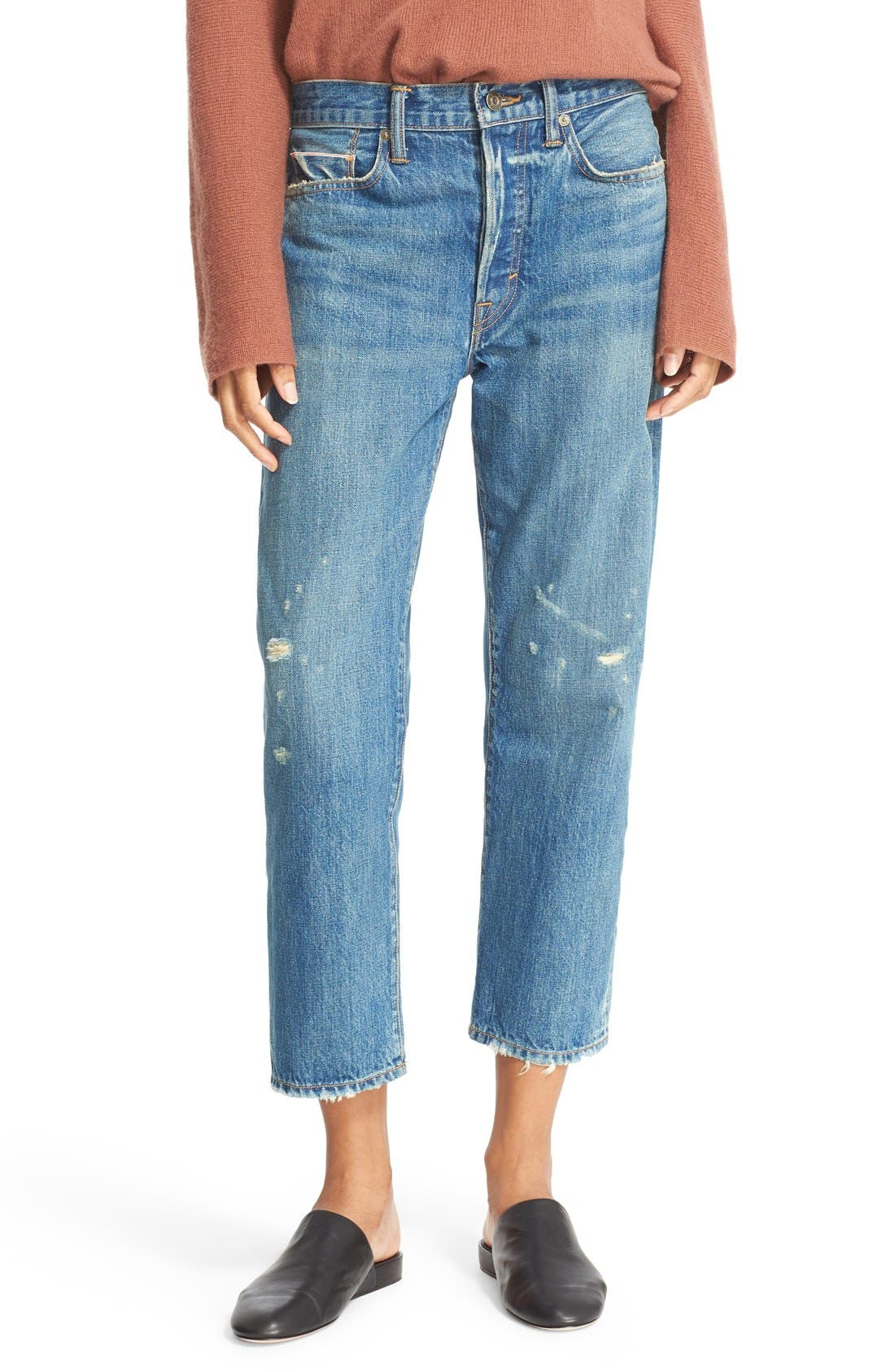 Vince Union Slouch Jeans (Heritage)