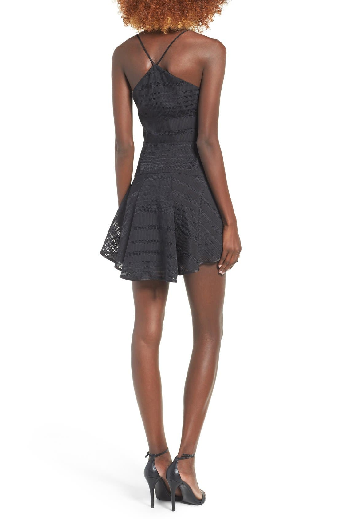 Alternate Image 3  - Finders Keepers the Label Brixton Fit & Flare Dress