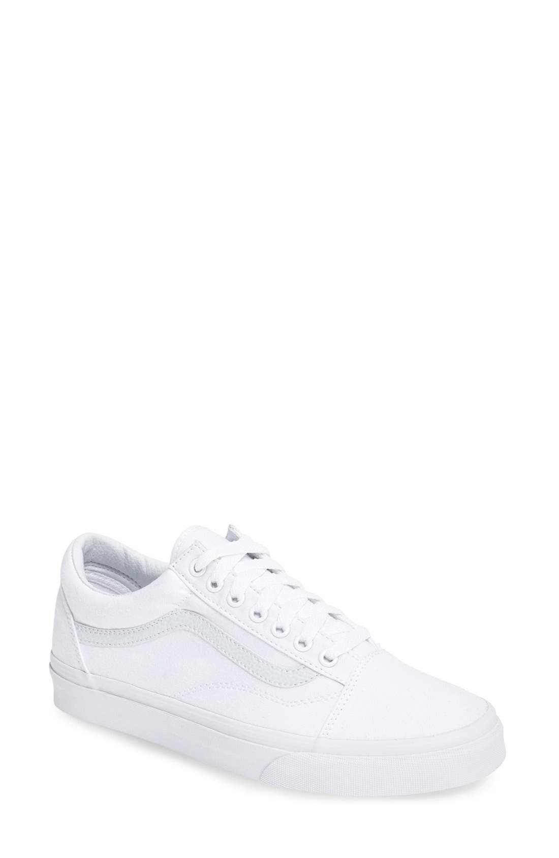 Alternate Image 1 Selected - Vans 'Old Skool' Sneaker (Men)
