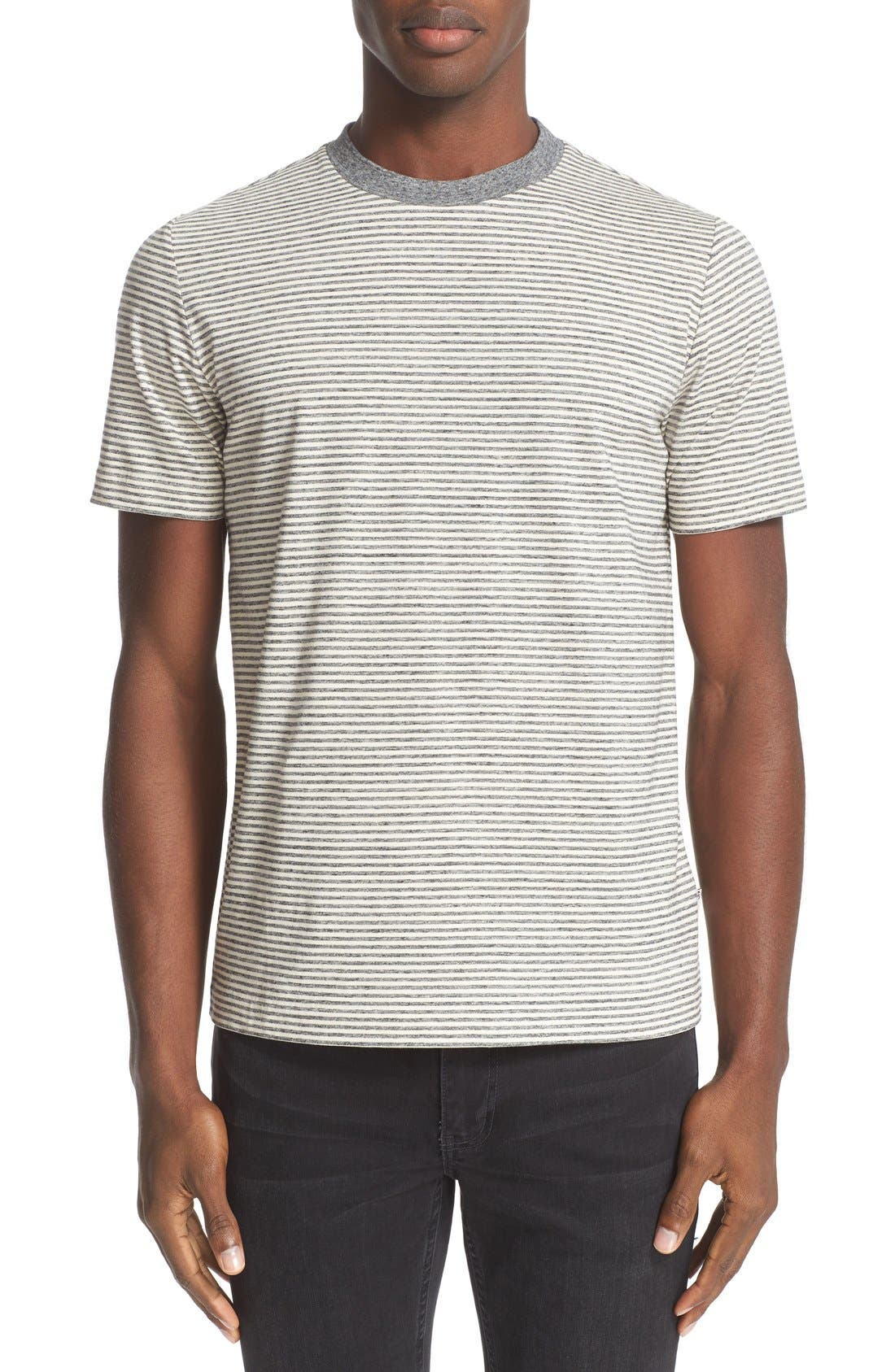 PS PAUL SMITH Stripe T-Shirt