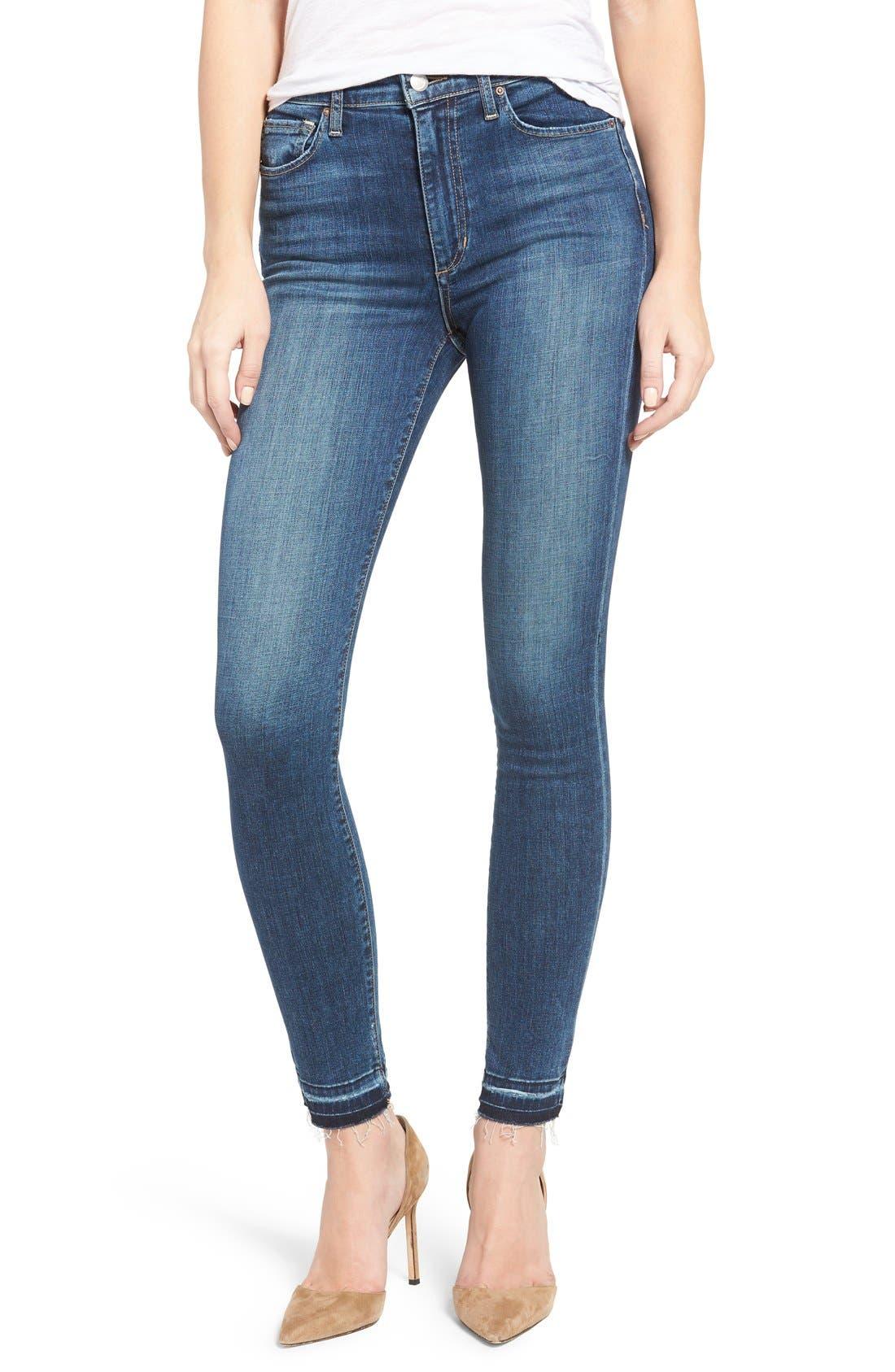 JOE'S Flawless Charlie Ankle Skinny Jeans