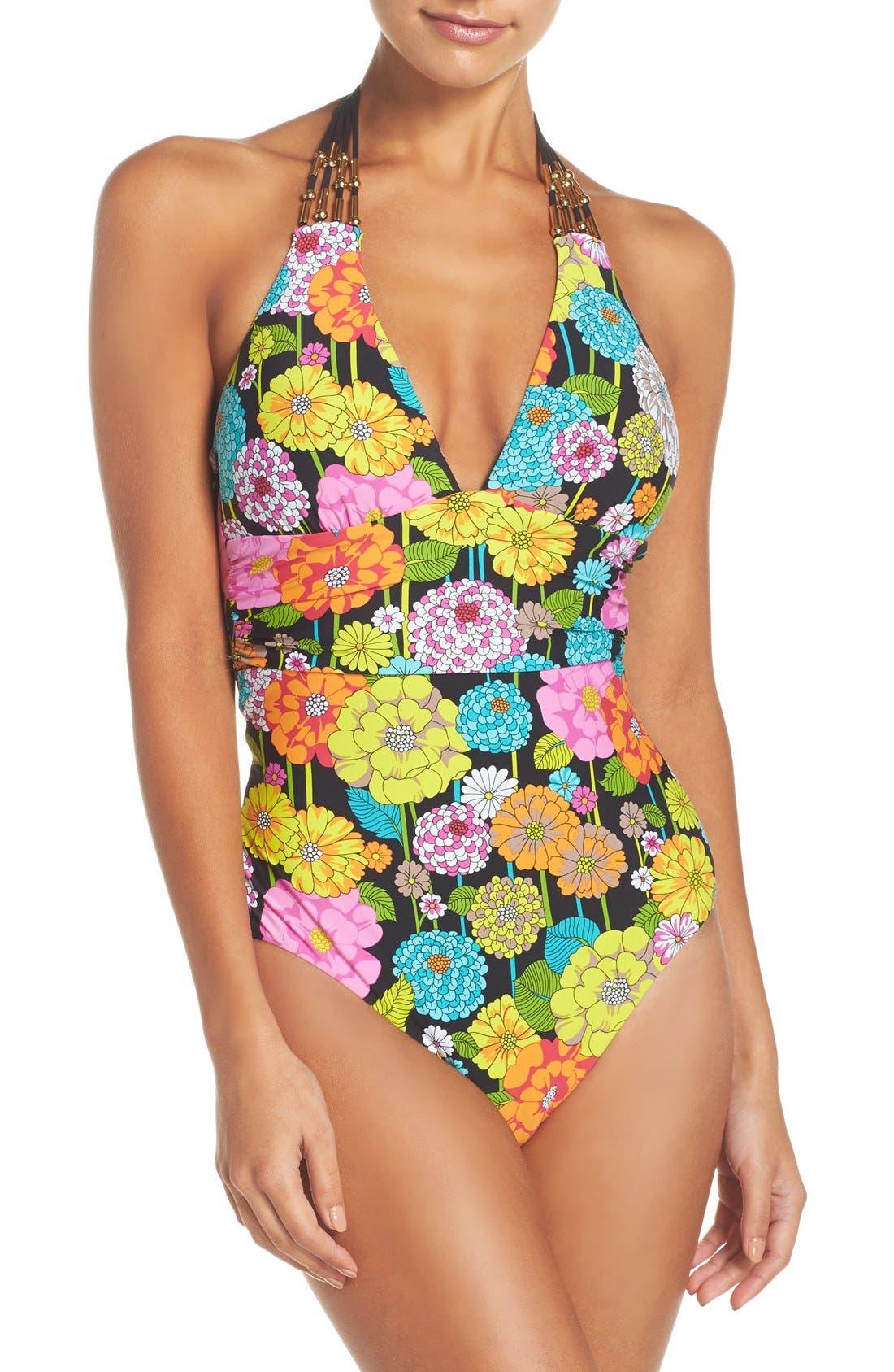 Trina Turk Santiago One-Piece Swimsuit