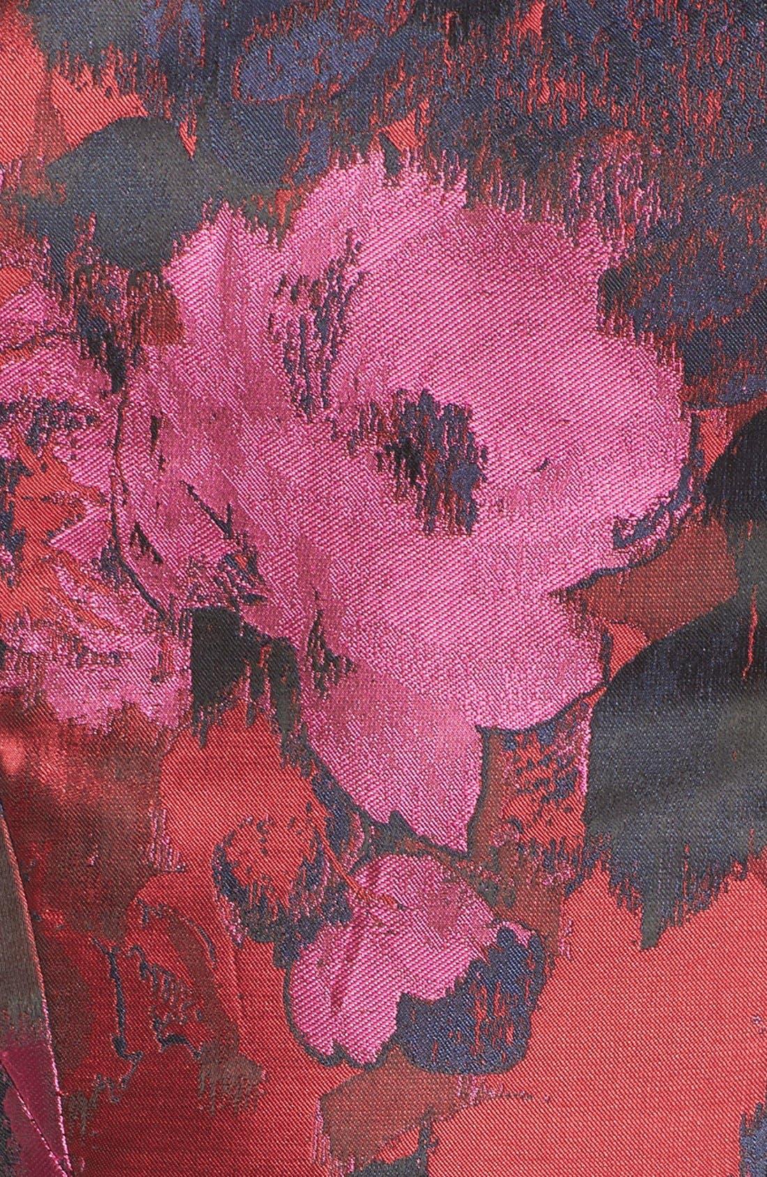 Alternate Image 5  - Maggy London Cold Shoulder Dress (Regular & Petite)