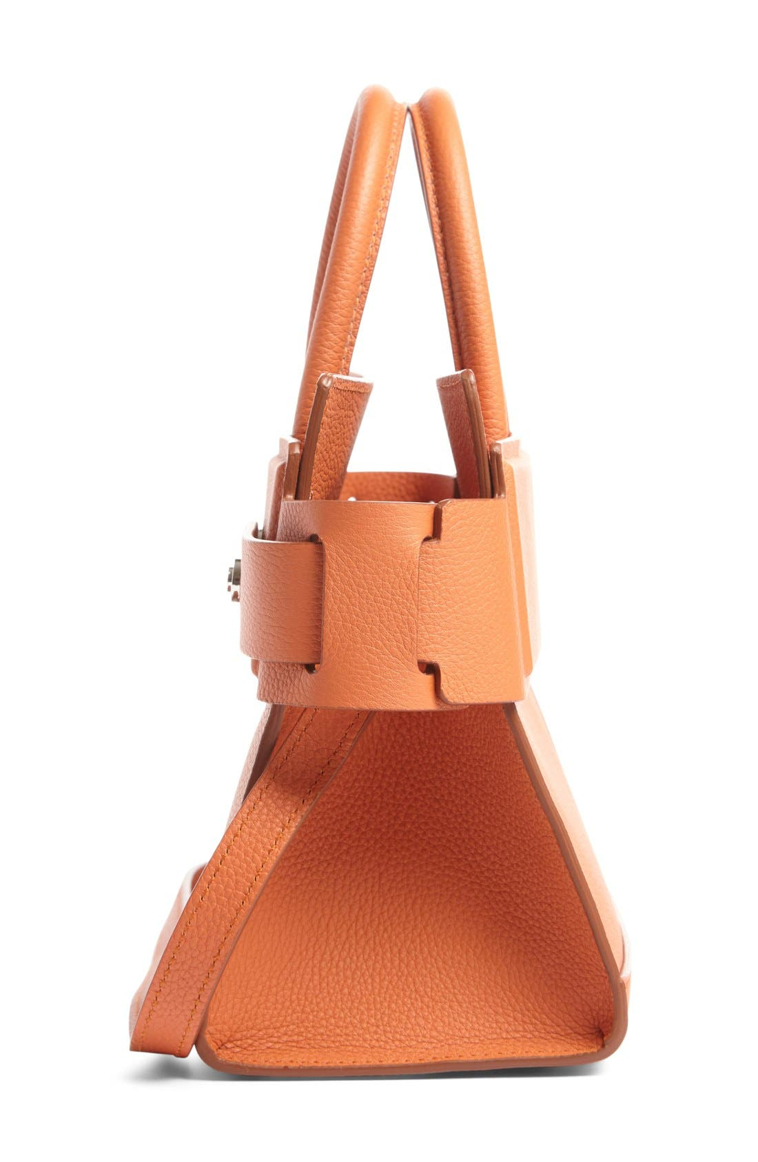 Alternate Image 3  - Givenchy Mini Horizon Grained Calfskin Leather Tote