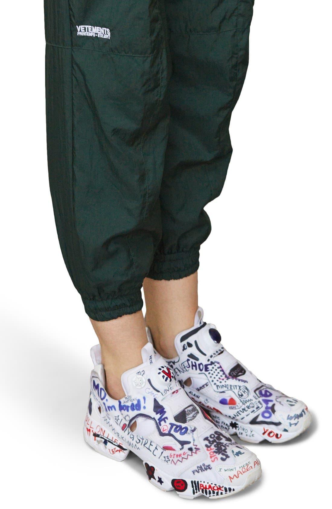 Alternate Image 6  - Vetements x Reebok Track Pants