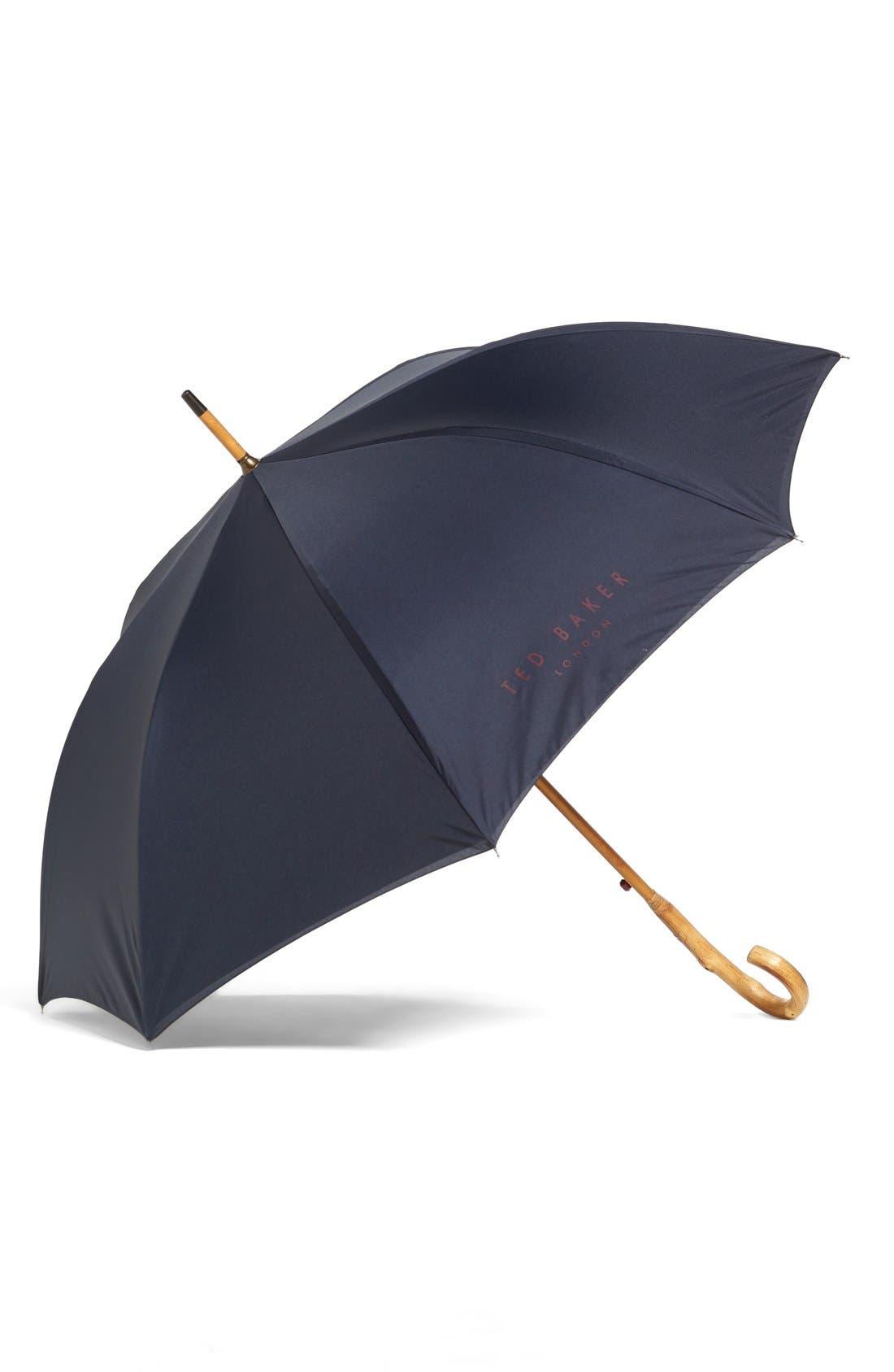 Alternate Image 1 Selected - Ted Baker London Bucket Walker Umbrella