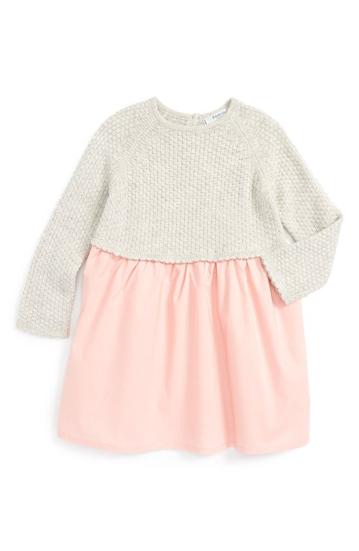 Mini boden pretty knit dress baby girls toddler girls for Shop mini boden