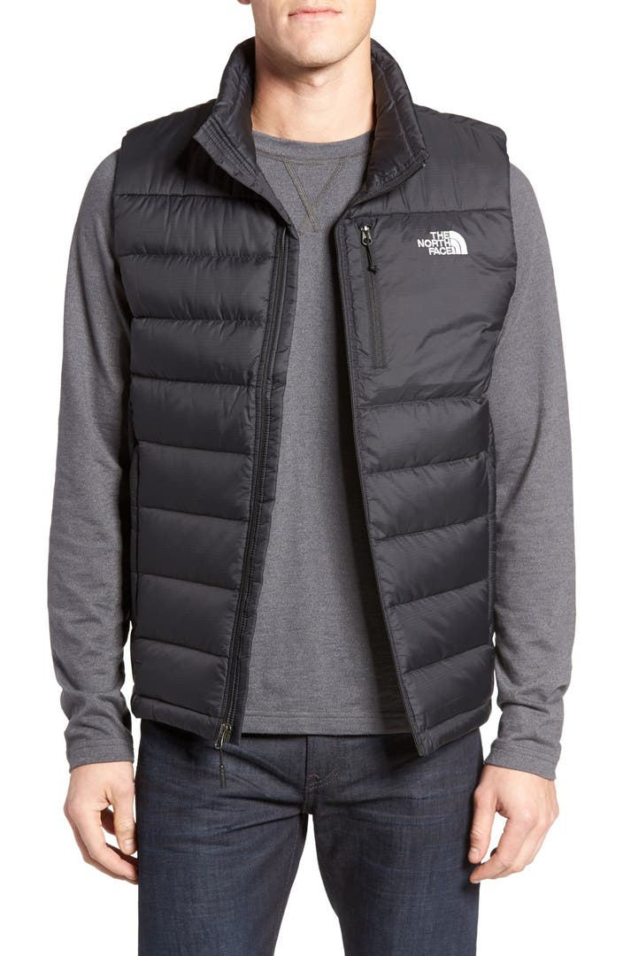 The North Face Aconcagua Down Vest Nordstrom