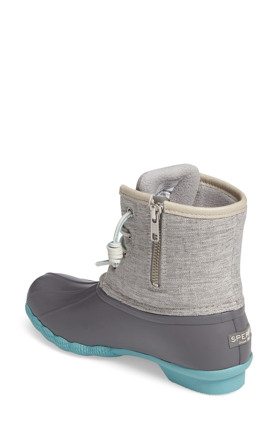 Alternate Image 2  - Sperry 'Saltwater' Duck Boot (Women)