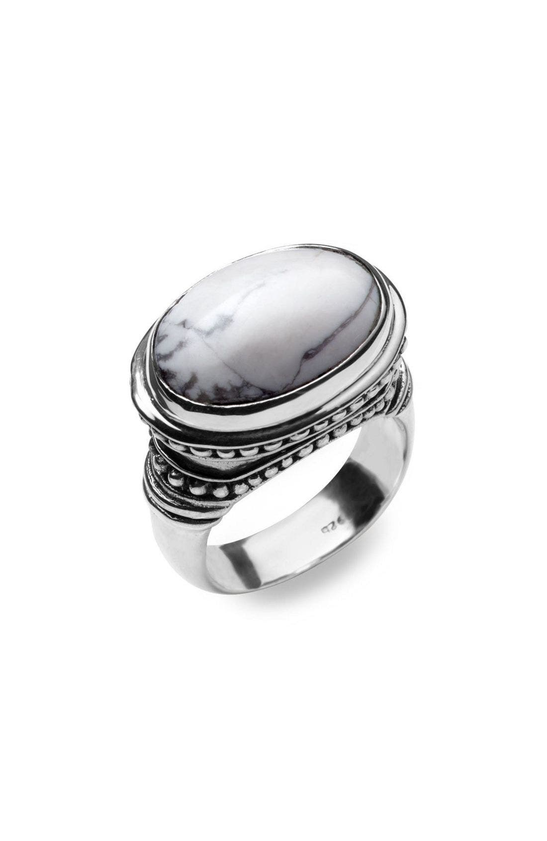 Main Image - EXEX by Claudia Agudelo Oval Ring