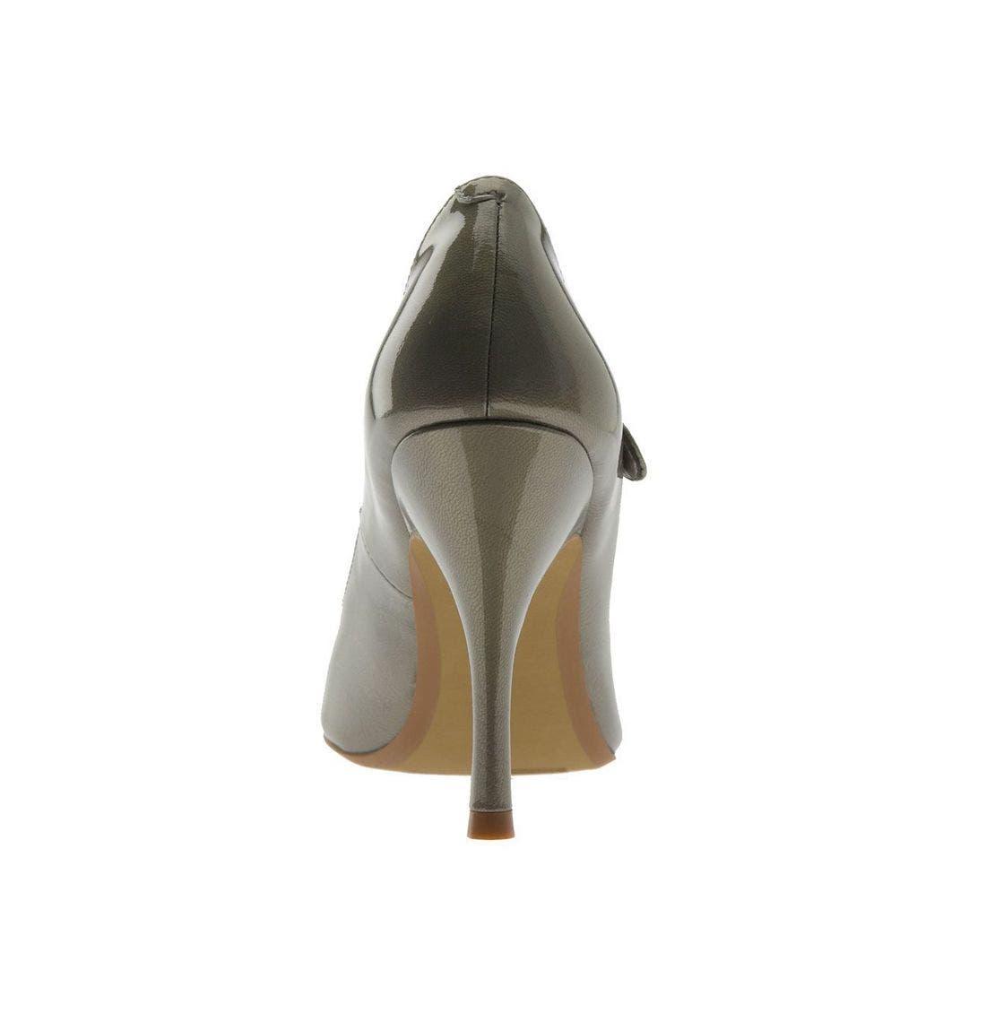 Alternate Image 3  - Linea Paolo 'Zara' Patent Leather Mary Jane Pump
