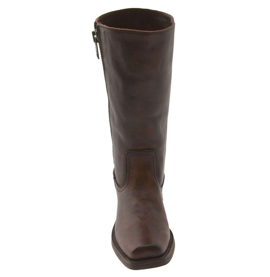 Alternate Image 3  - Frye 'Heath' Outside Zip Boot