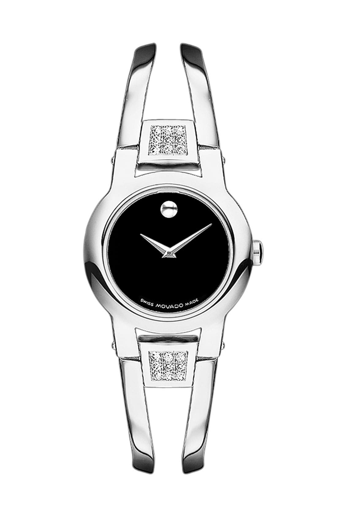 Movado 'Amorosa' Bracelet Watch, 24mm (Regular Retail Price: $995.00)