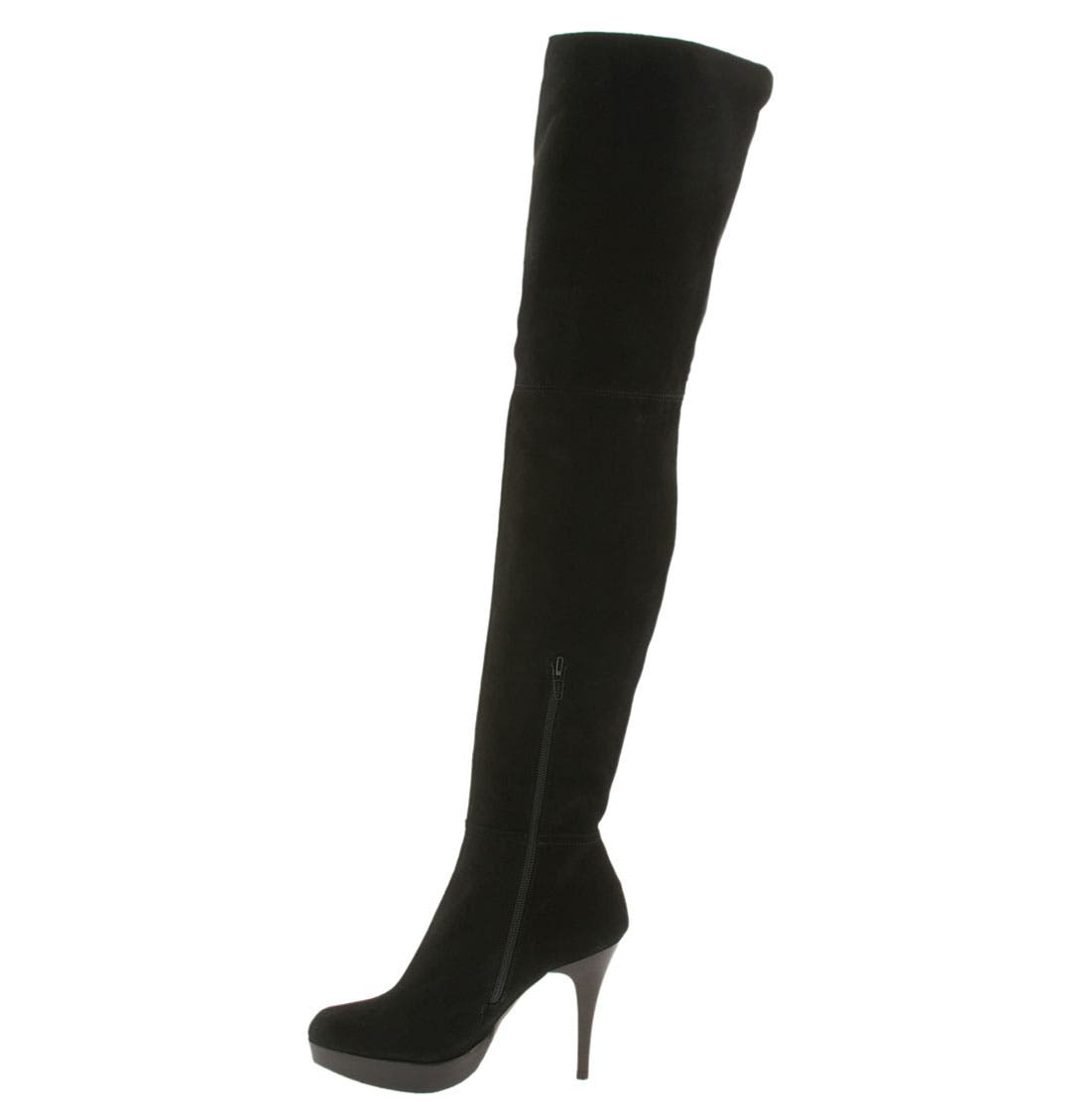 Alternate Image 2  - Stuart Weitzman 'Hiho' Thigh High Boot