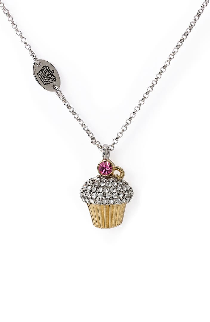 juicy couture 39 wish pav cupcake 39 necklace nordstrom