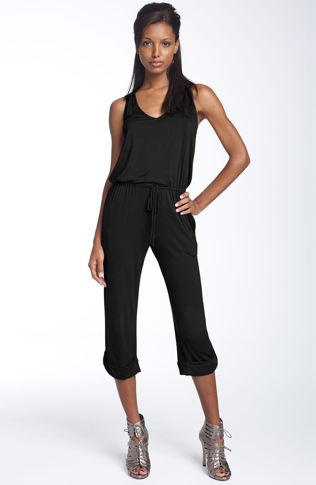 Alternate Image 1 Selected - Ella Moss Knit Jumpsuit
