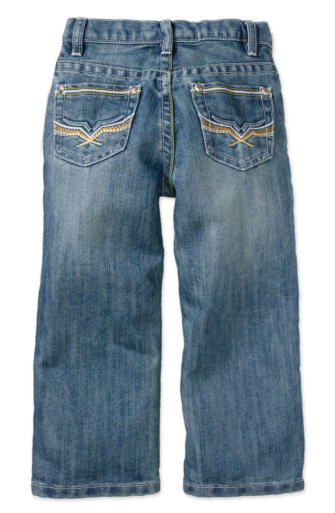 Alternate Image 1 Selected - Request 'Anson' Jeans (Little Boys)