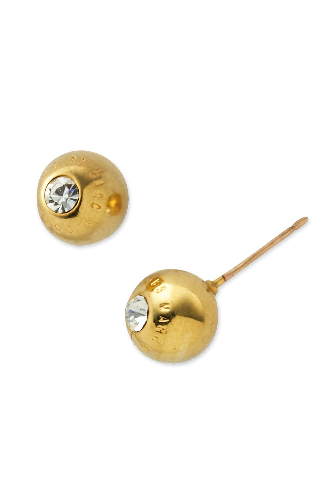 Main Image - MARC BY MARC JACOBS Sparkle Stud Earrings