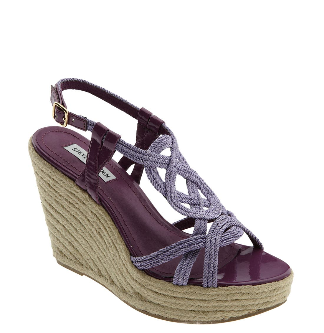 Alternate Image 1 Selected - Steve Madden 'Cerpent' Espadrille Sandal