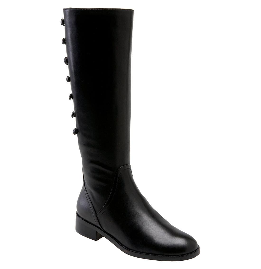 Alternate Image 1 Selected - Sanzia 'Vintage' Flat Boot
