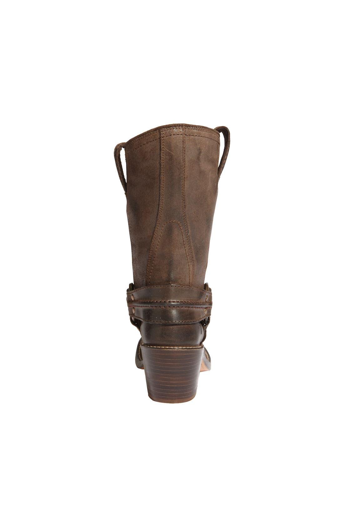 Alternate Image 4  - Frye 'Carmen' Harness Short Boot