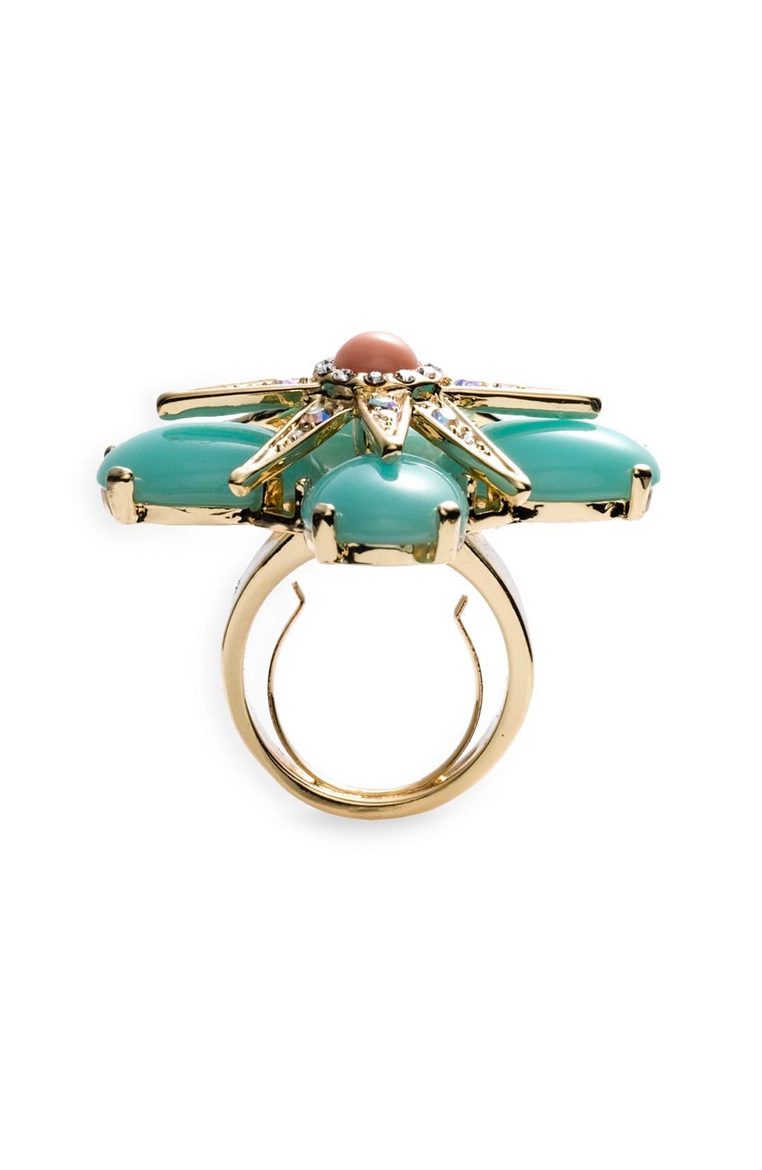 Alternate Image 2  - Spring Street Design Group 'Starburst' Adjustable Ring