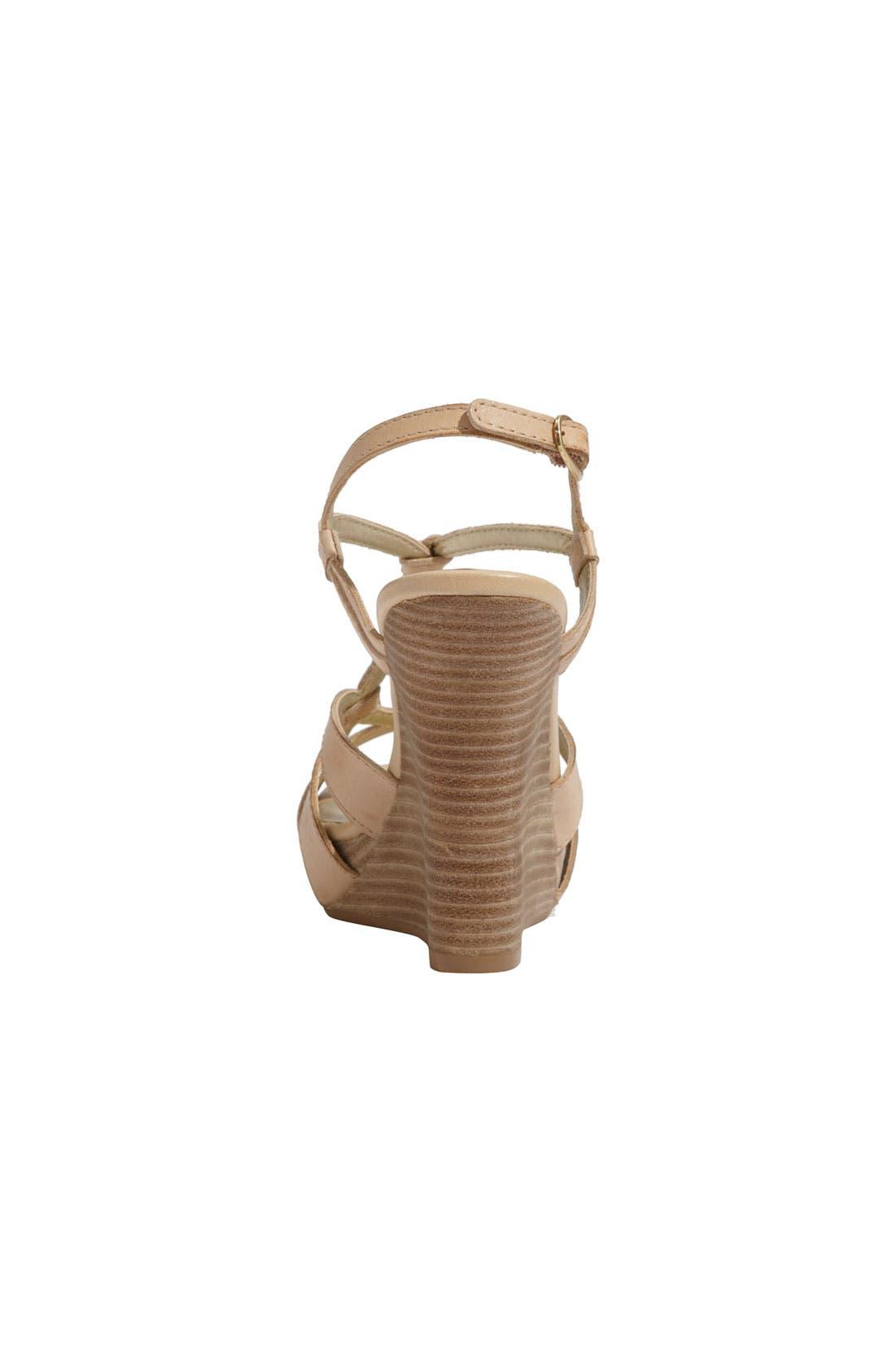 Alternate Image 4  - Seychelles 'Purr' Wedge Sandal