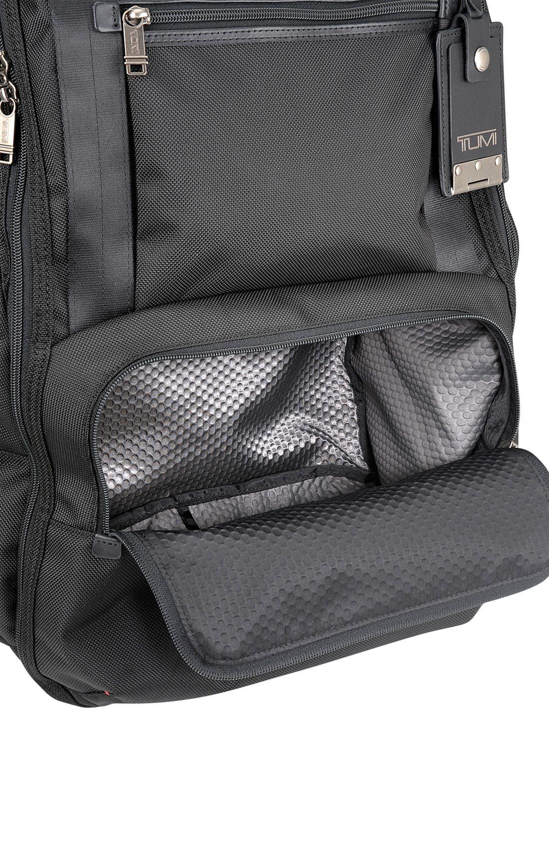 Alternate Image 4  - Tumi 'Alpha Bravo - Lemoore' Wheeled Backpack (21 Inch)