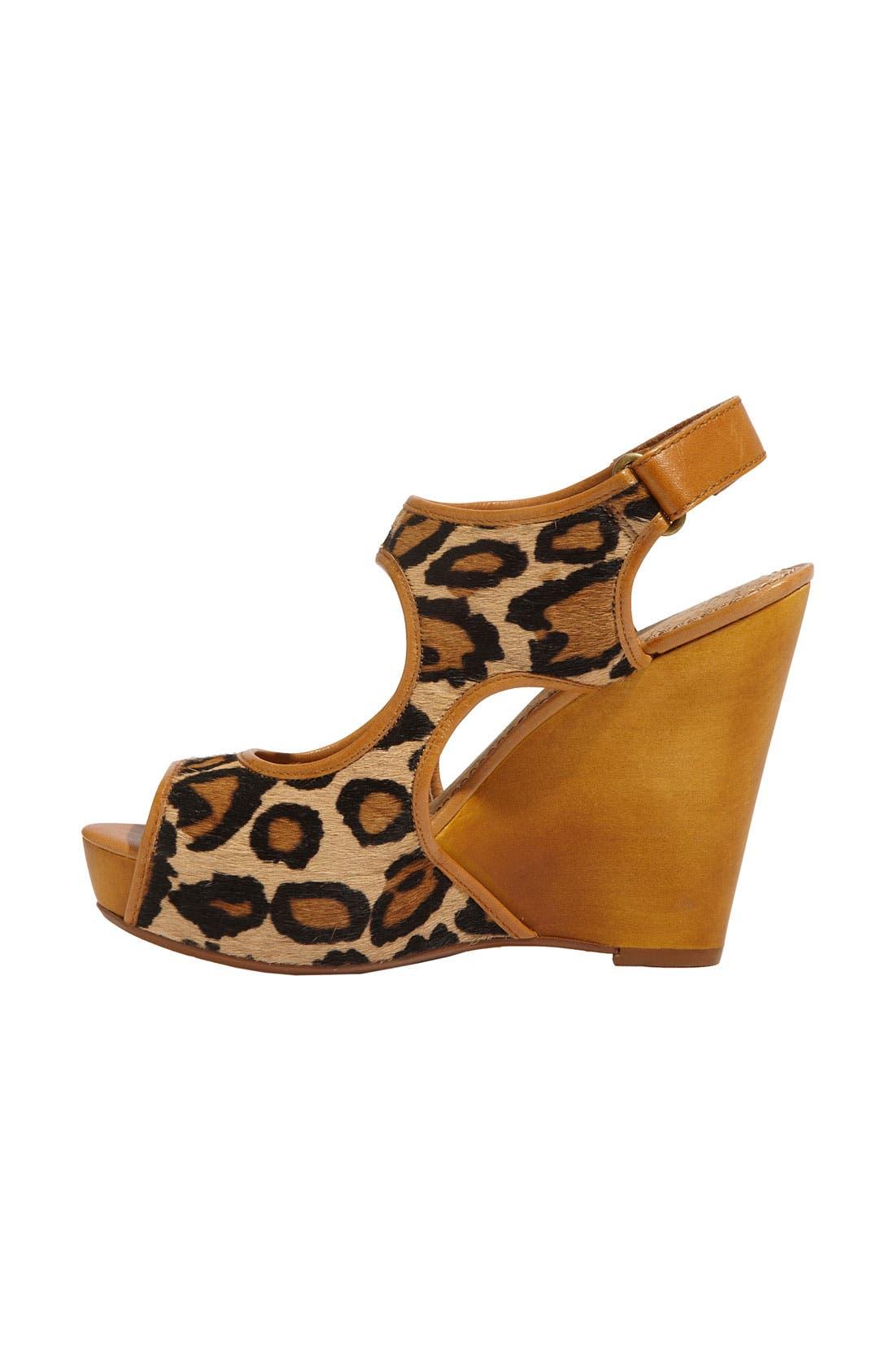 Alternate Image 2  - Sam Edelman 'Kendall' Wedge Sandal
