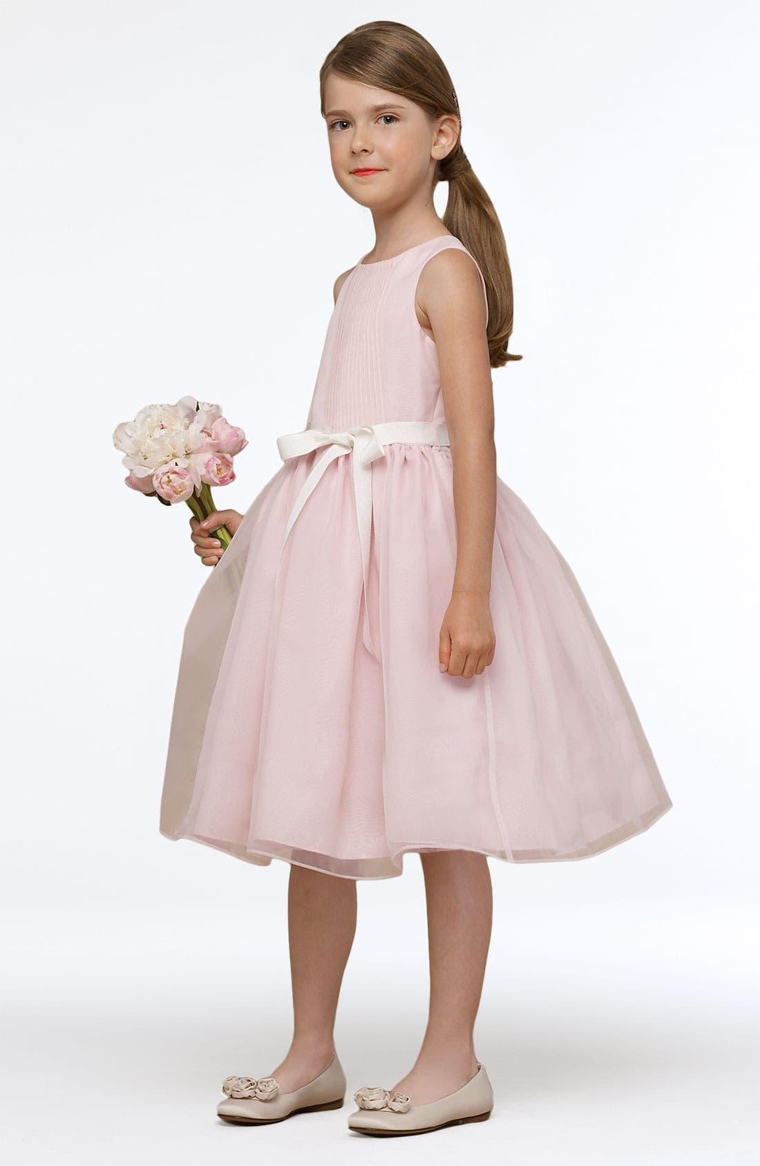 Alternate Image 1 Selected - Us Angels Full Sleeveless Dress (Baby Girls, Toddler Girls, Little Girls & Big Girls)