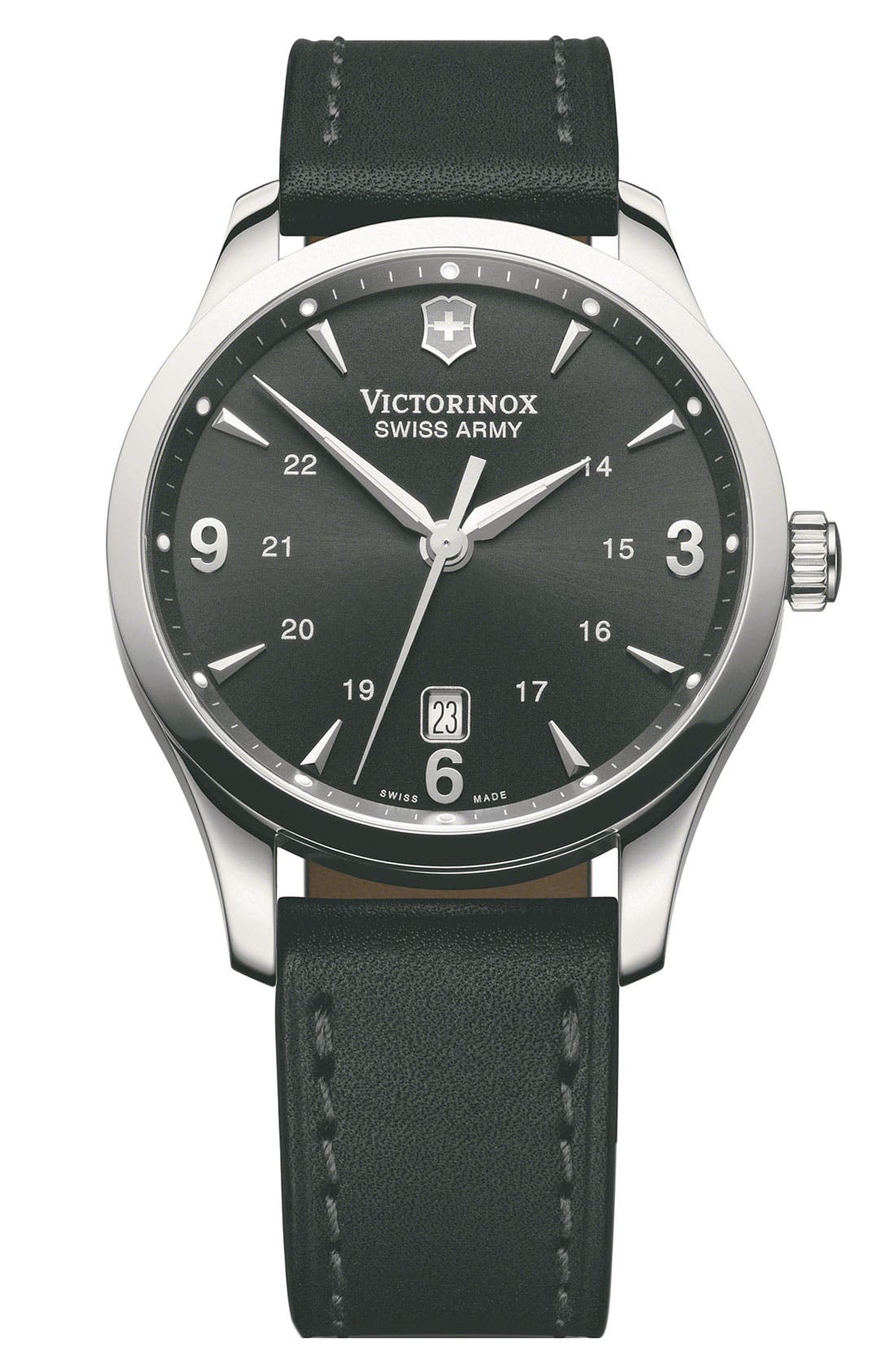 Main Image - Victorinox Swiss Army® 'Alliance' Large Watch, 40mm