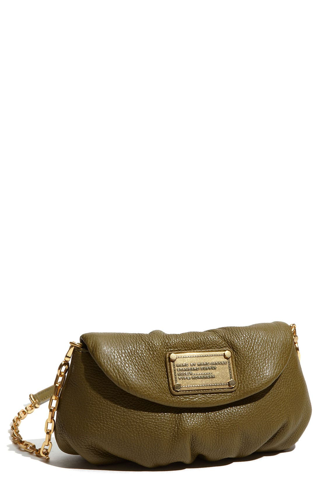 Alternate Image 1 Selected - MARC BY MARC JACOBS 'Classic Q - Karlie' Crossbody Flap Bag