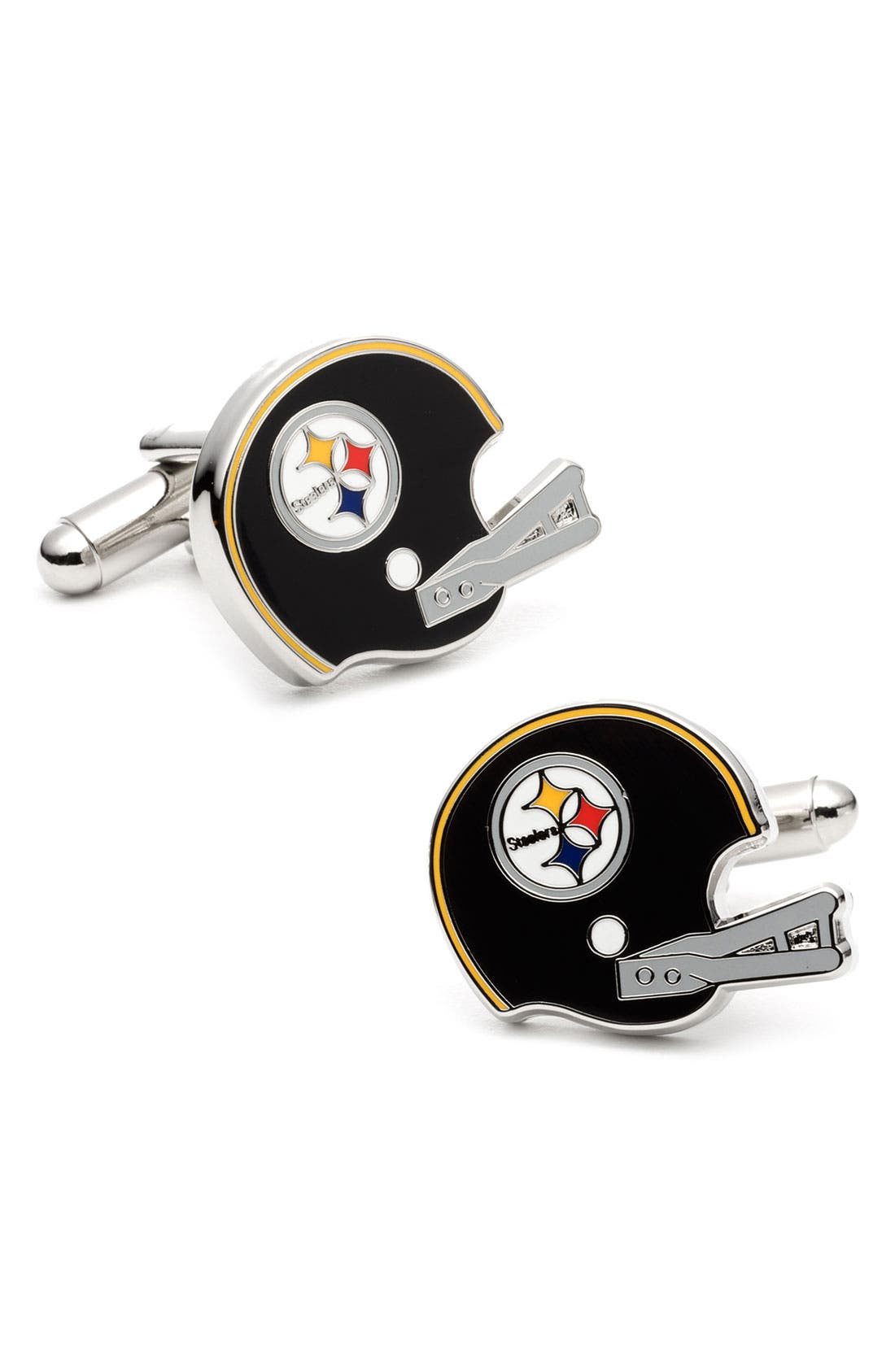 Alternate Image 1 Selected - Cufflinks, Inc. 'Pittsburgh Steelers' Cuff Links