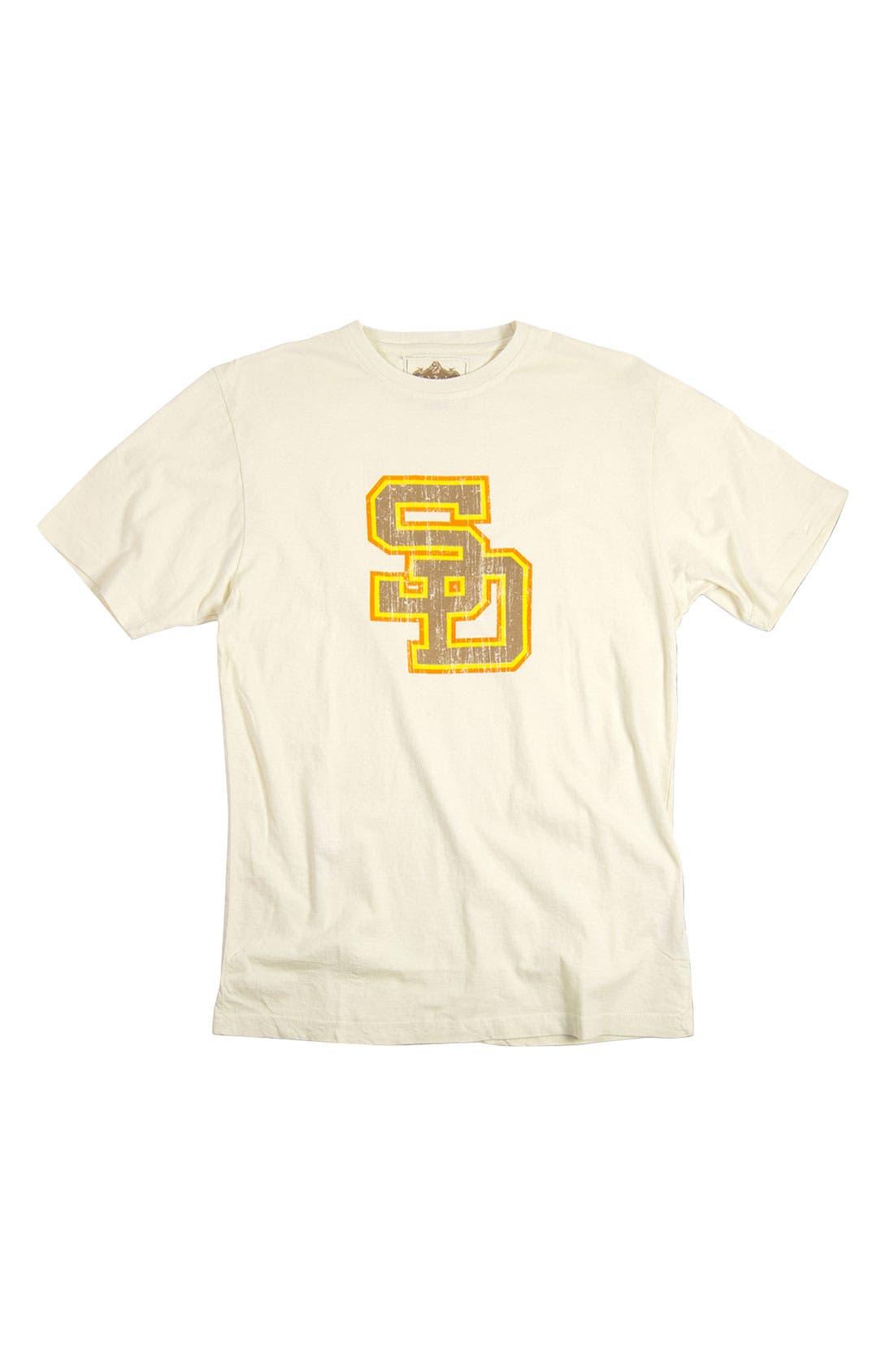 Alternate Image 1 Selected - Red Jacket 'San Diego Padres' Trim Fit T-Shirt (Men)
