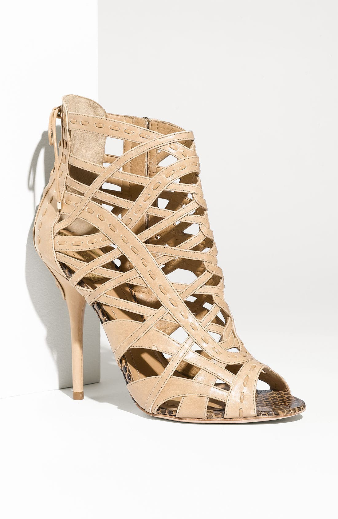 Alternate Image 1 Selected - Dior Caged Leather Sandal