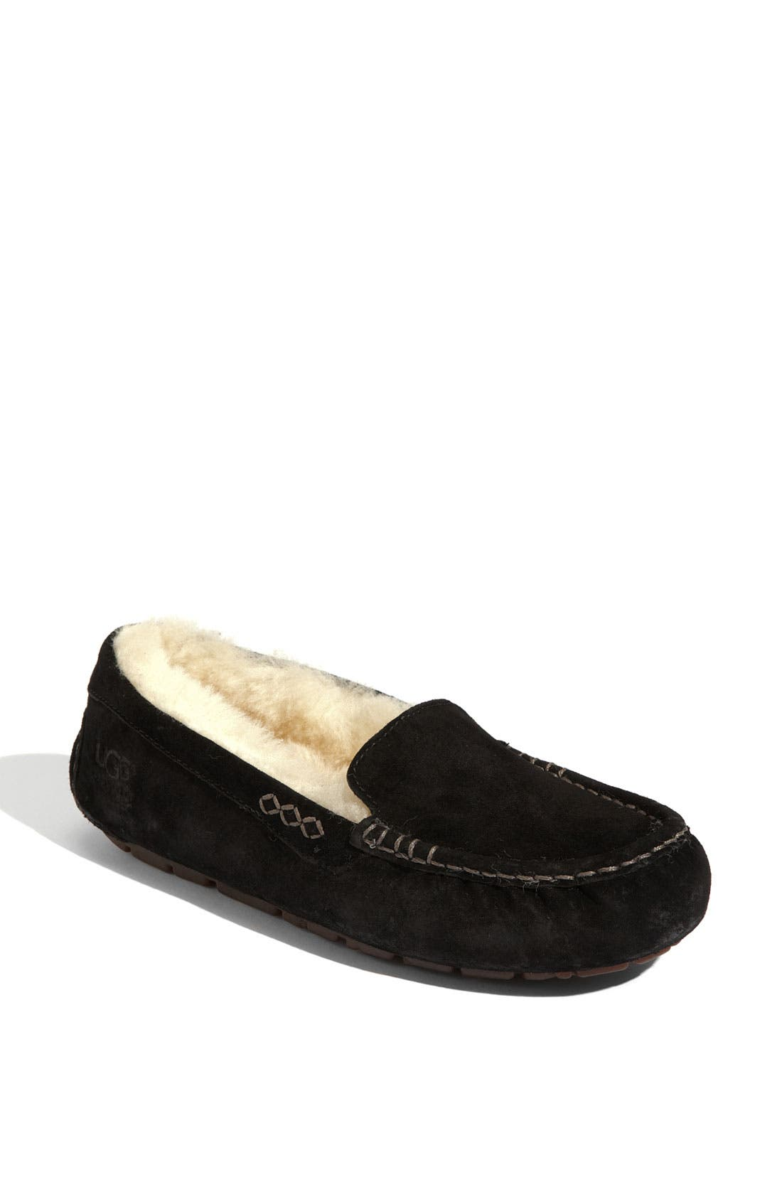 Alternate Image 1 Selected - UGG® Ansley Water Resistant Slipper (Women)