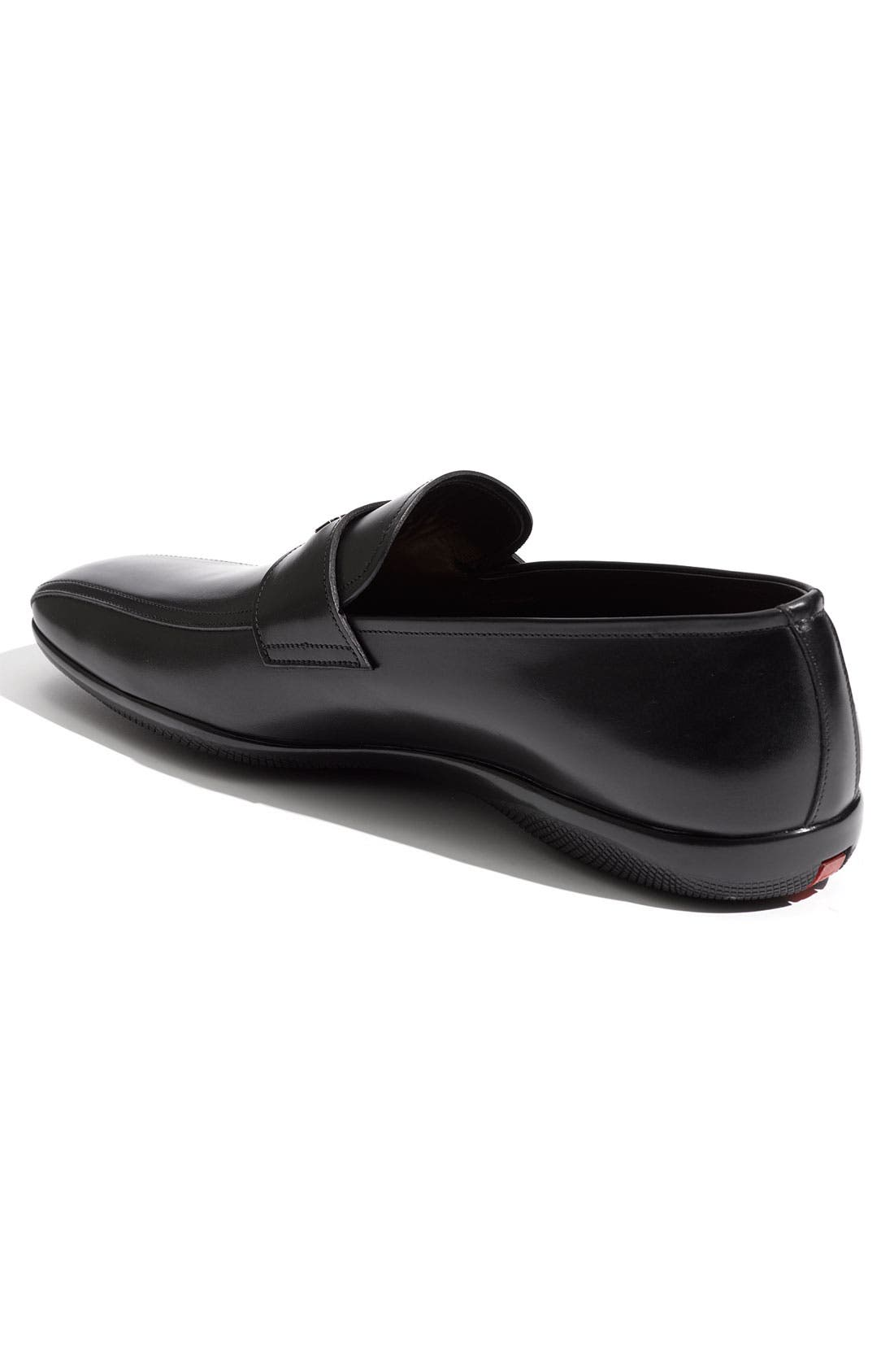 Alternate Image 2  - Prada Logo Bit Slip-On (Men)