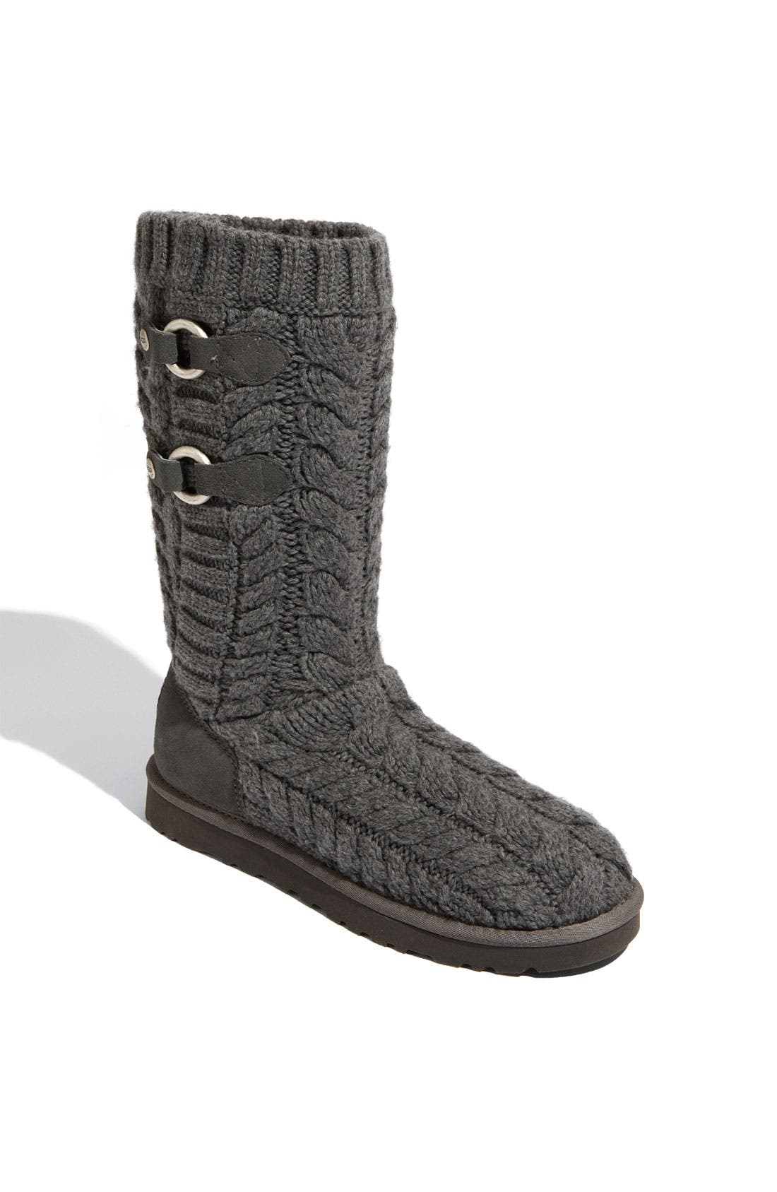 Alternate Image 1 Selected - UGG® Australia 'Tularosa Route Cable' Boot (Women)