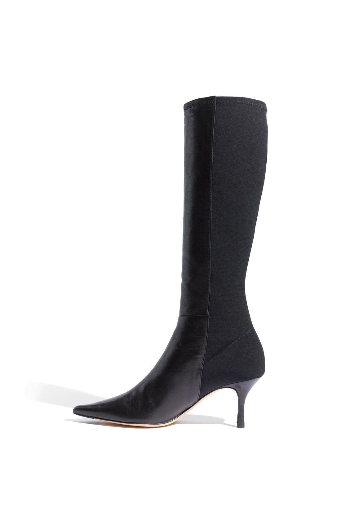 Alternate Image 2  - Jimmy Choo Stretch 'Indiana' Fabric & Leather Boot (Exclusive)