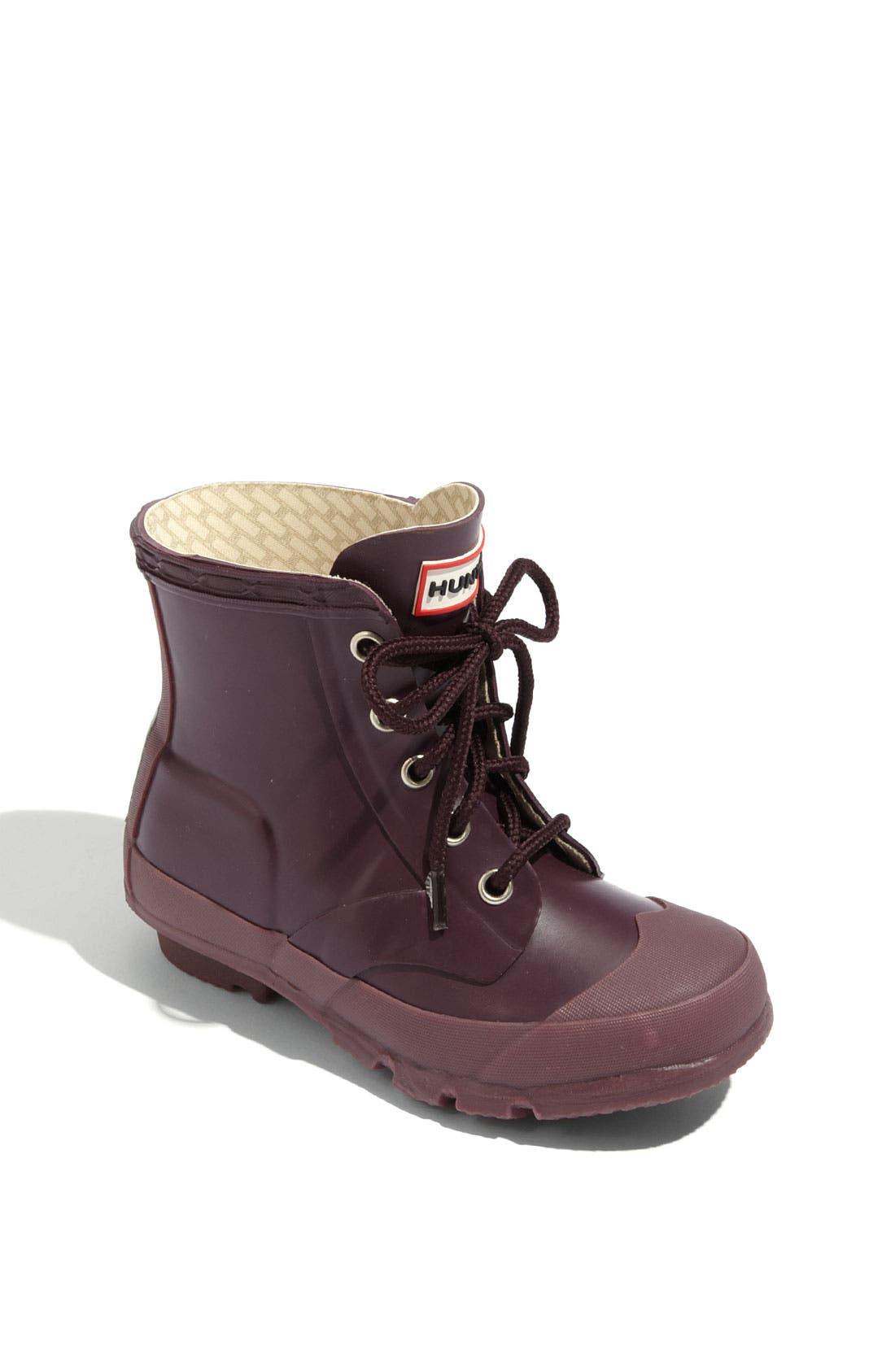 Alternate Image 1 Selected - Hunter 'Petite Brixen' Boot (Toddler & Little Kid)