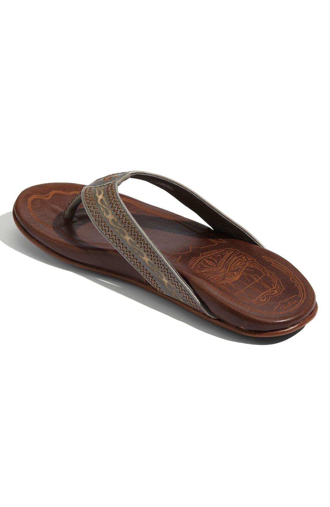 Alternate Image 2  - OluKai 'Akua' Flip Flop (Nordstrom Exclusive) (Men)