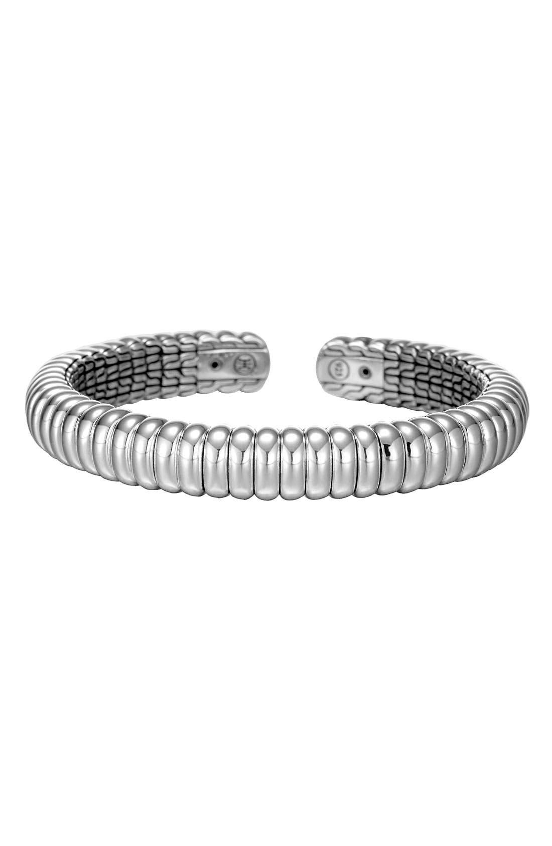Main Image - John Hardy 'Bedeg' Flexible Slim Bracelet