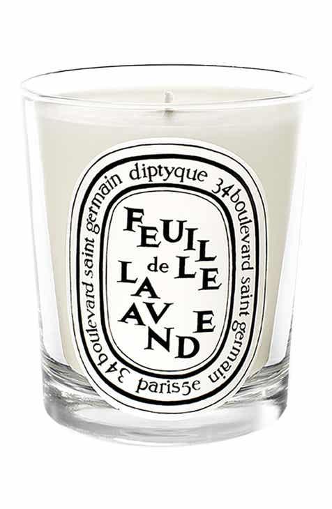 딥디크 DIPTYQUE Feuille de Lavande/Lavender Leaf Scented Candle